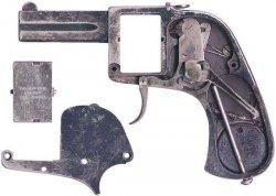 Устройство револьвера Sauer Bar.